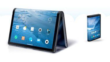 Tout savoir sur les smartphones flexibles de Samsung